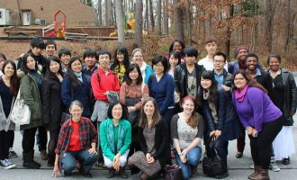 Atlanta Ministry with International Students (AMIS)